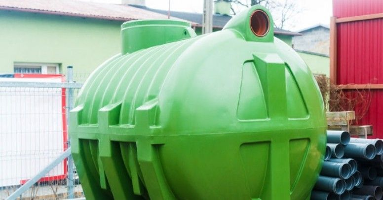 szambo budowa szamba zbiornik bezodpływowy
